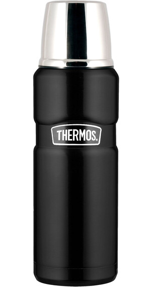 Thermos Stainless King Bottle 500 ml Matt black
